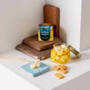 queso-cabra-snack-premium-aceite-trufa